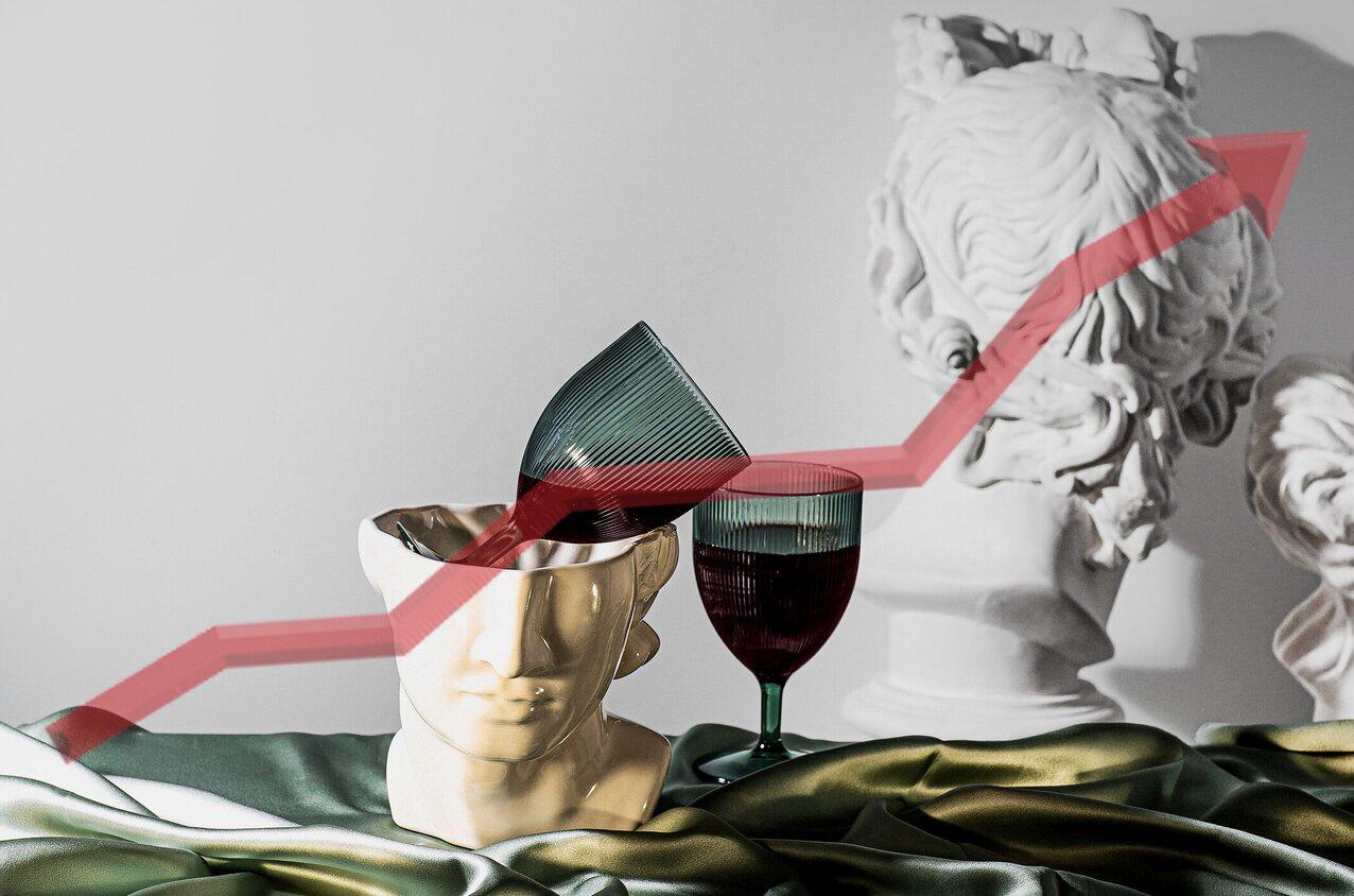 wine stocks