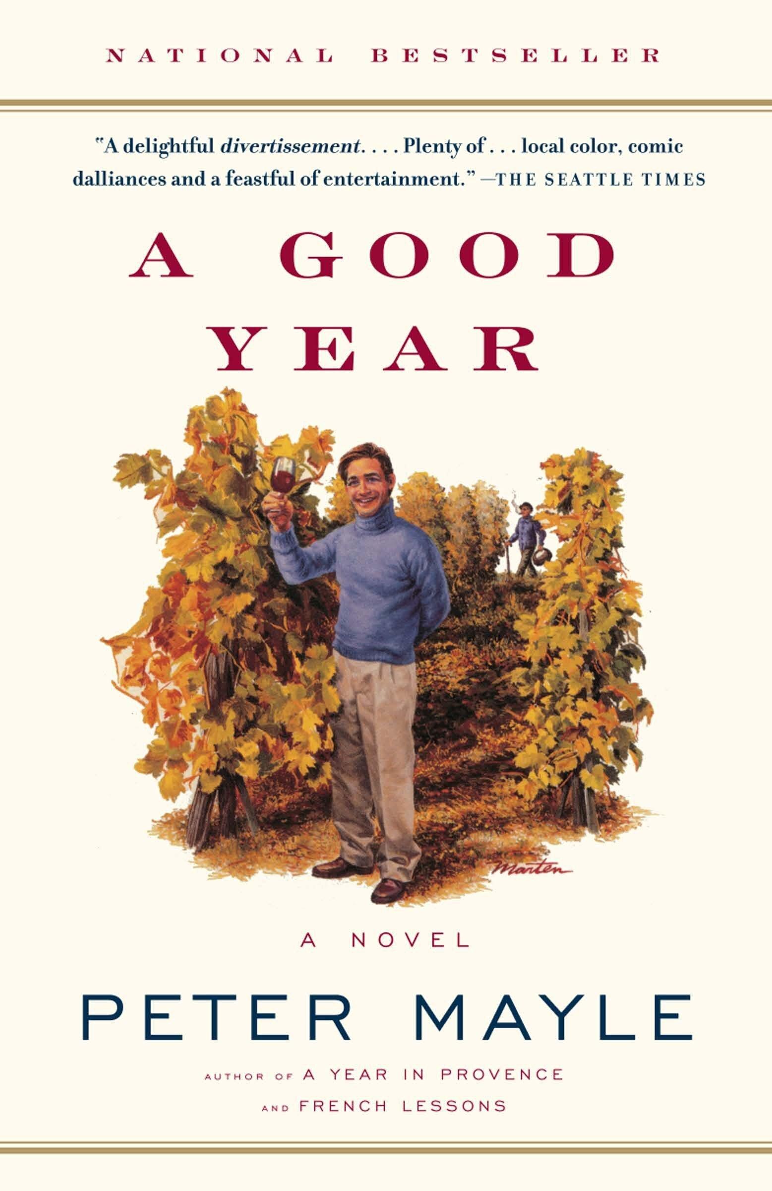 a good year mayle
