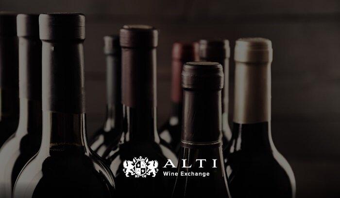 finw wine investment bottles alti exchange