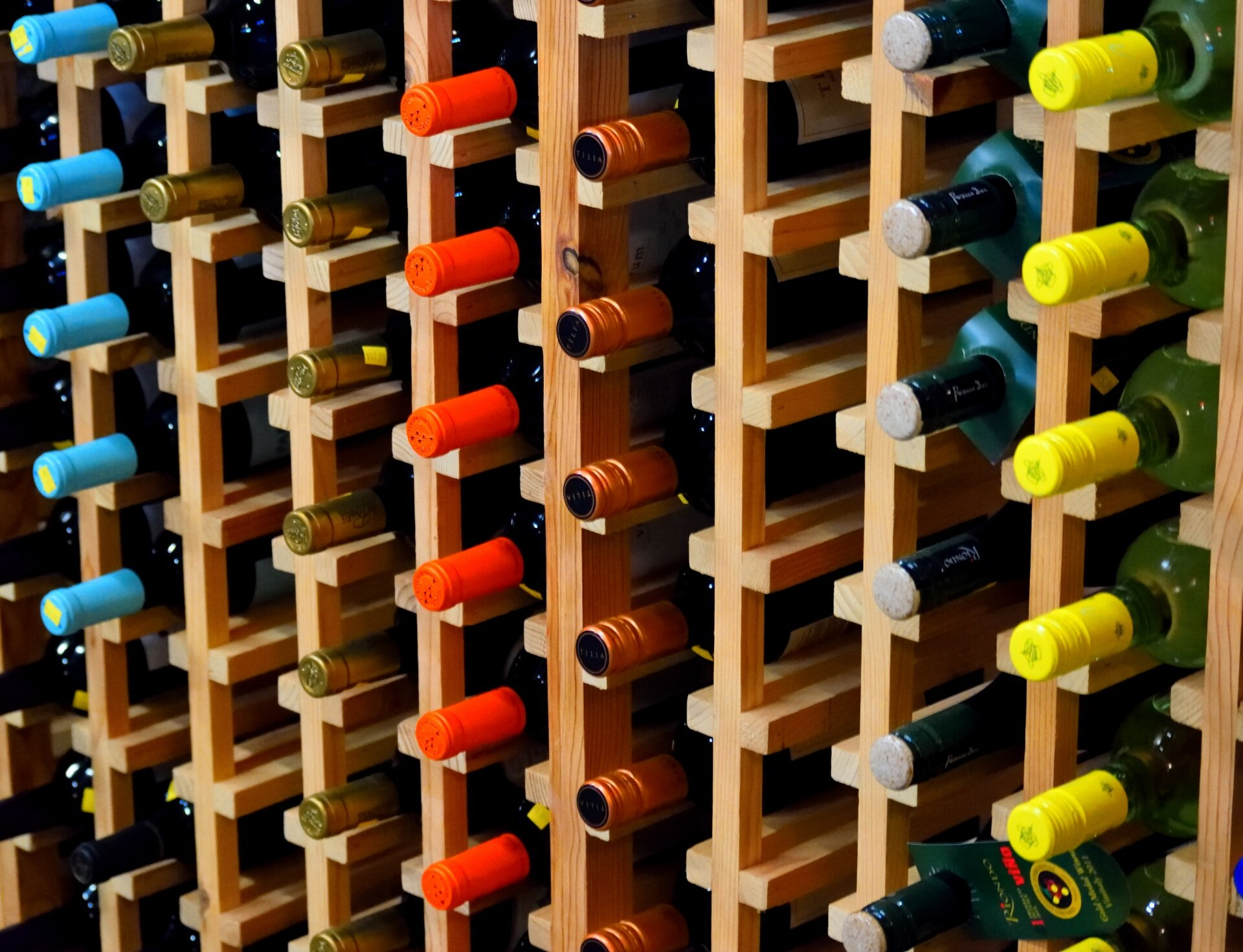 How to properly store and cellar your fine wines at home