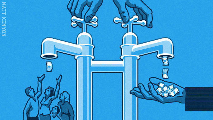 Outside the bottle | Drawing a new economic path to save people from falling behind
