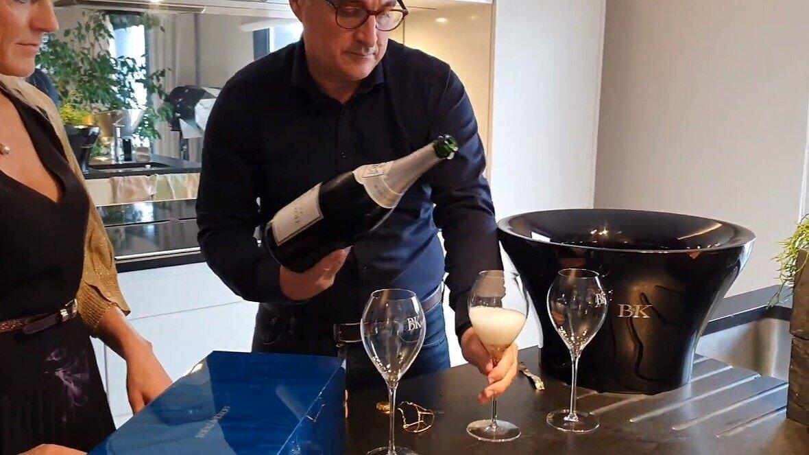 A tasting of Boërl & Kroff 2002, a unique prestige cuvée listed on Alti Wine Exchange
