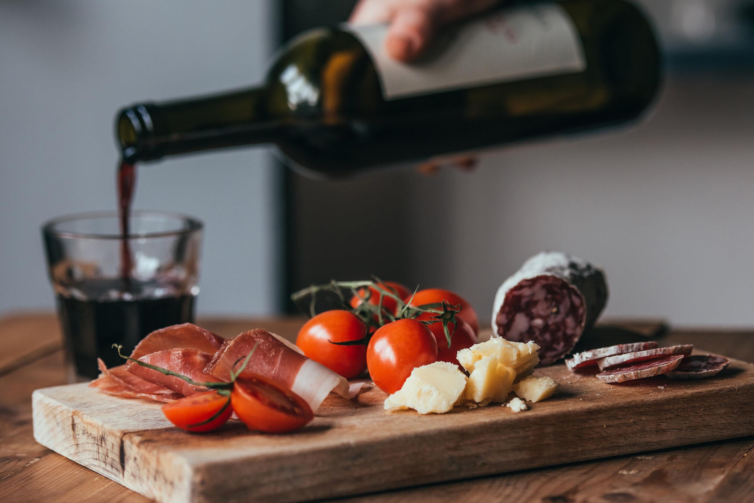 tapas wine - Yulia Grigoryeva via Shutterstock.jpg