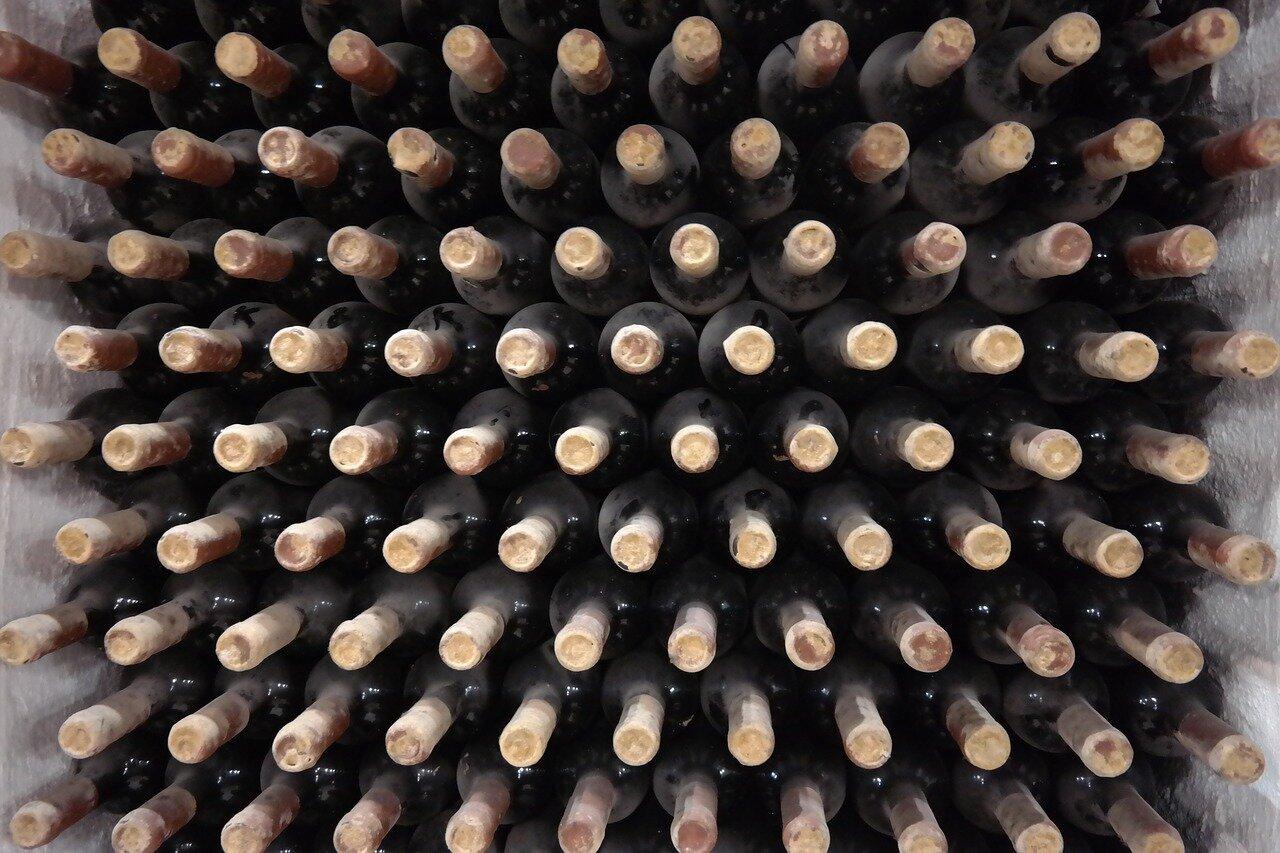 stored old wine bottles.jpg