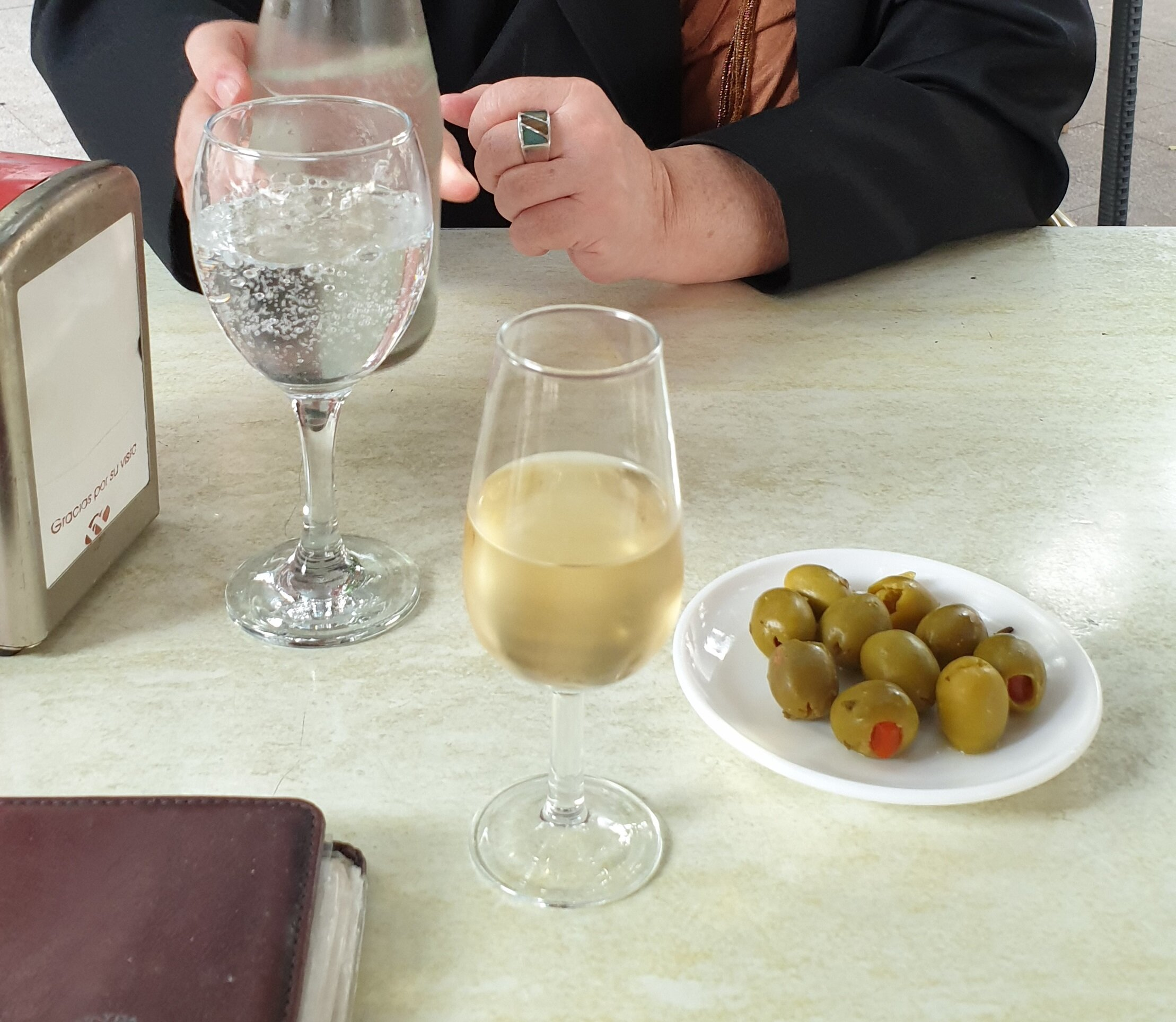 Sipping great sherry in its birthplace, Jerez de la Frontera (Andalusia, Spain)  (photo: Breno Salvador)