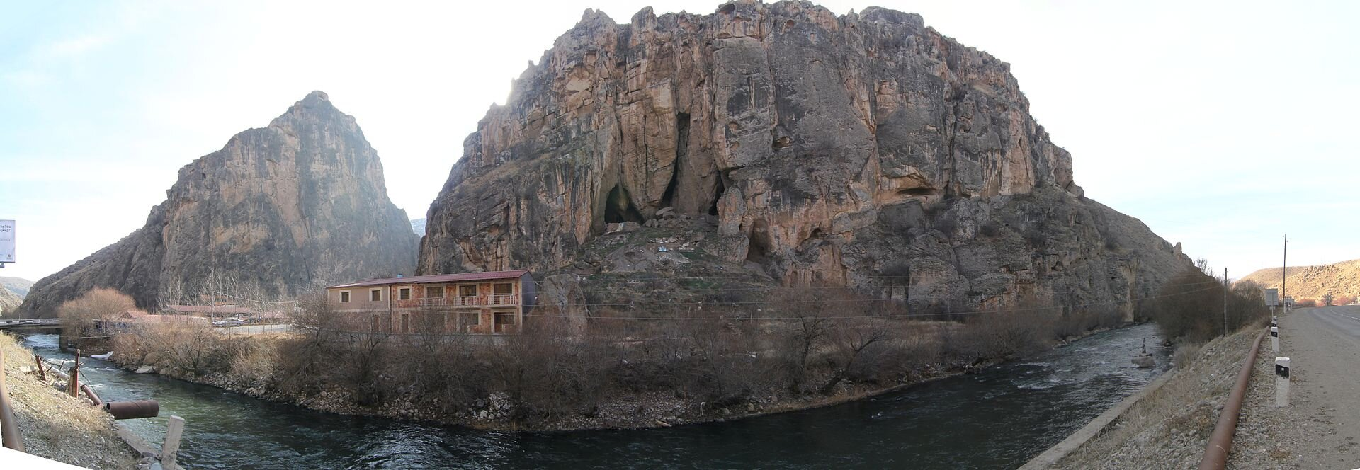 The Areni-1 cave, site of the oldest winery known to humankind (Armenia) - Serouj, WIkiCommons