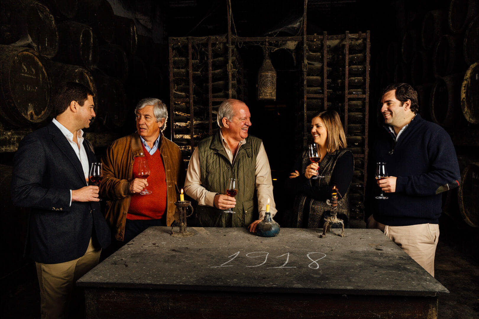 Soares Franco family: generations behind the winemaking traditions of José Maria da Fonseca brands