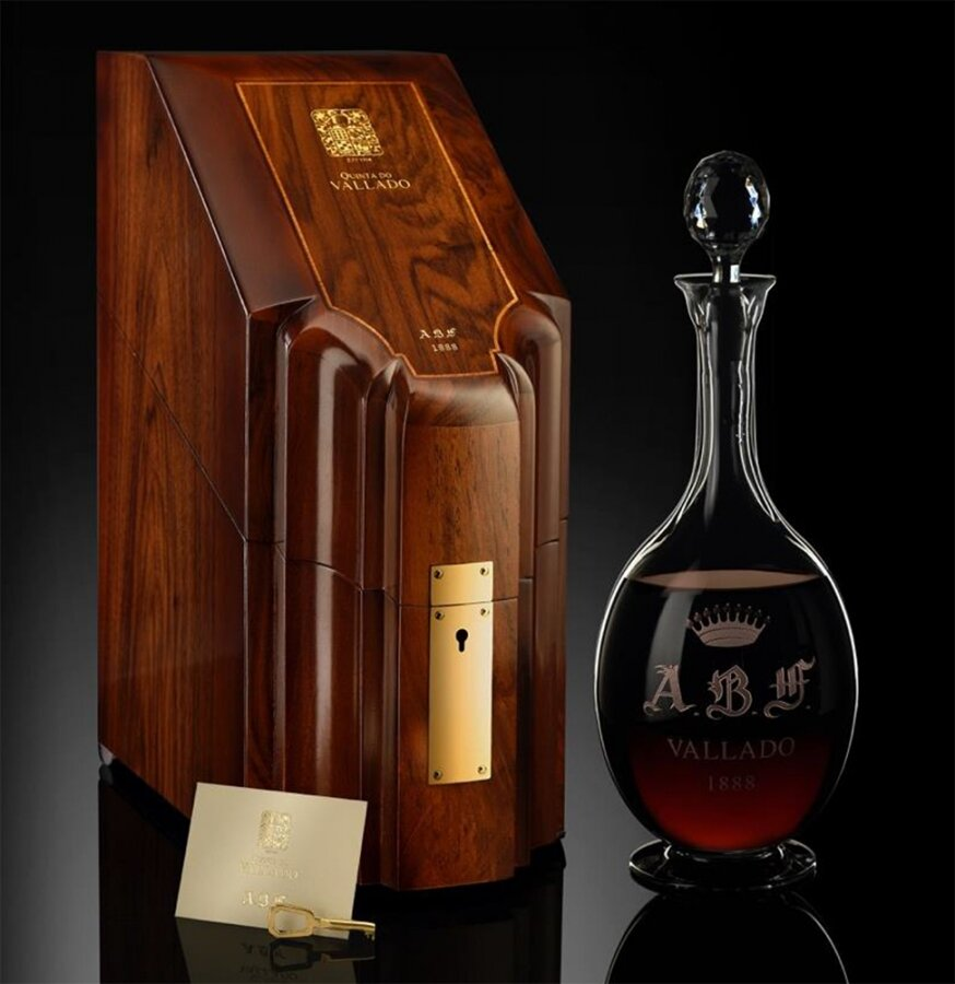 The one and only ABF 1888 by Quinta do Vallado.