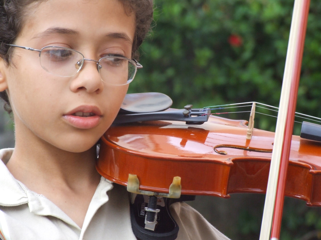 OUR VISION:A world where every child is curious and engaged in learning through the power of music. -