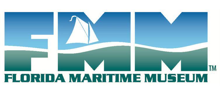 Florida Maritime Museum's logo.