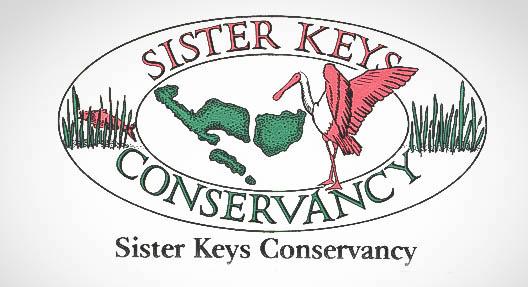 Sister Keys Conservancy's logo.