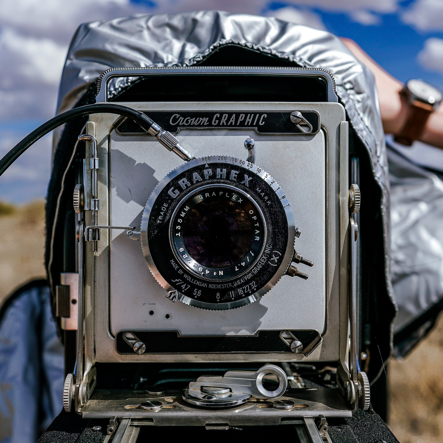 CHAPTER TWO:One Shot - Large format photography is much more than just a labor of love.