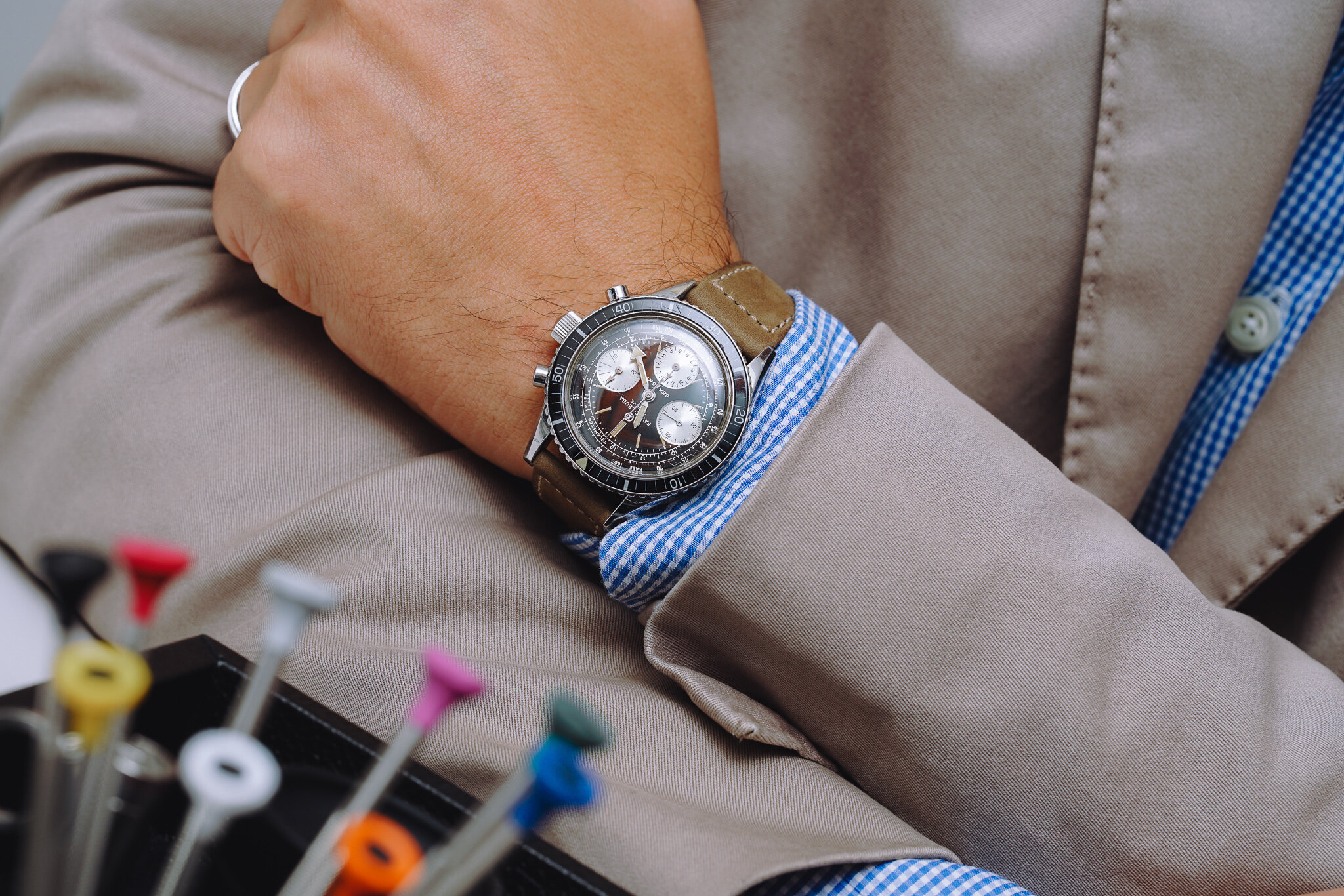 """""""There are truly great watches at all price points."""" - - Paul Boutros, Phillips Head of Watches"""