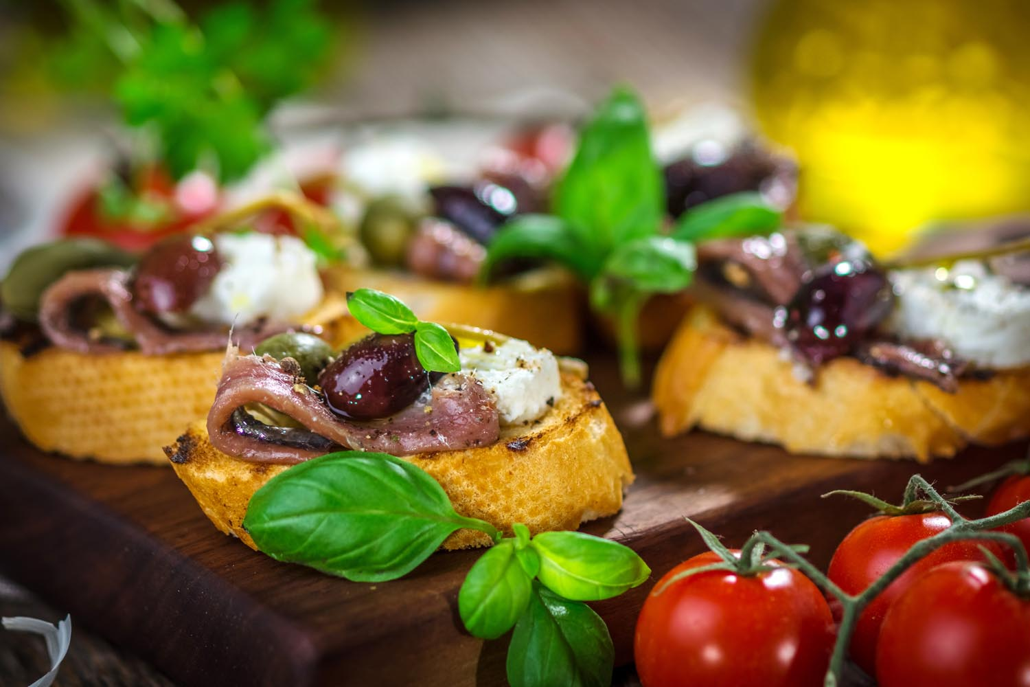 Fresh Red Wine - Perfect for Appetizers