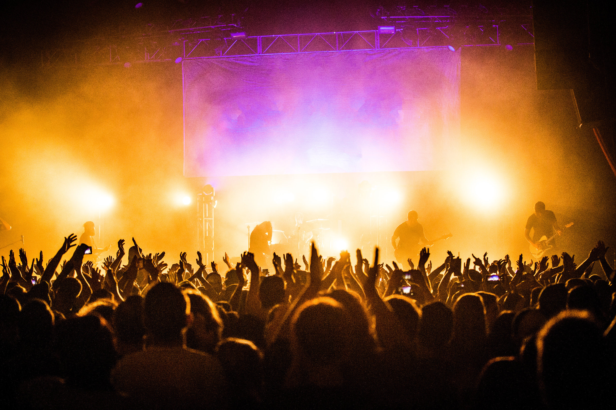 Sound Works Concert Production - Let us handle your next concert experience