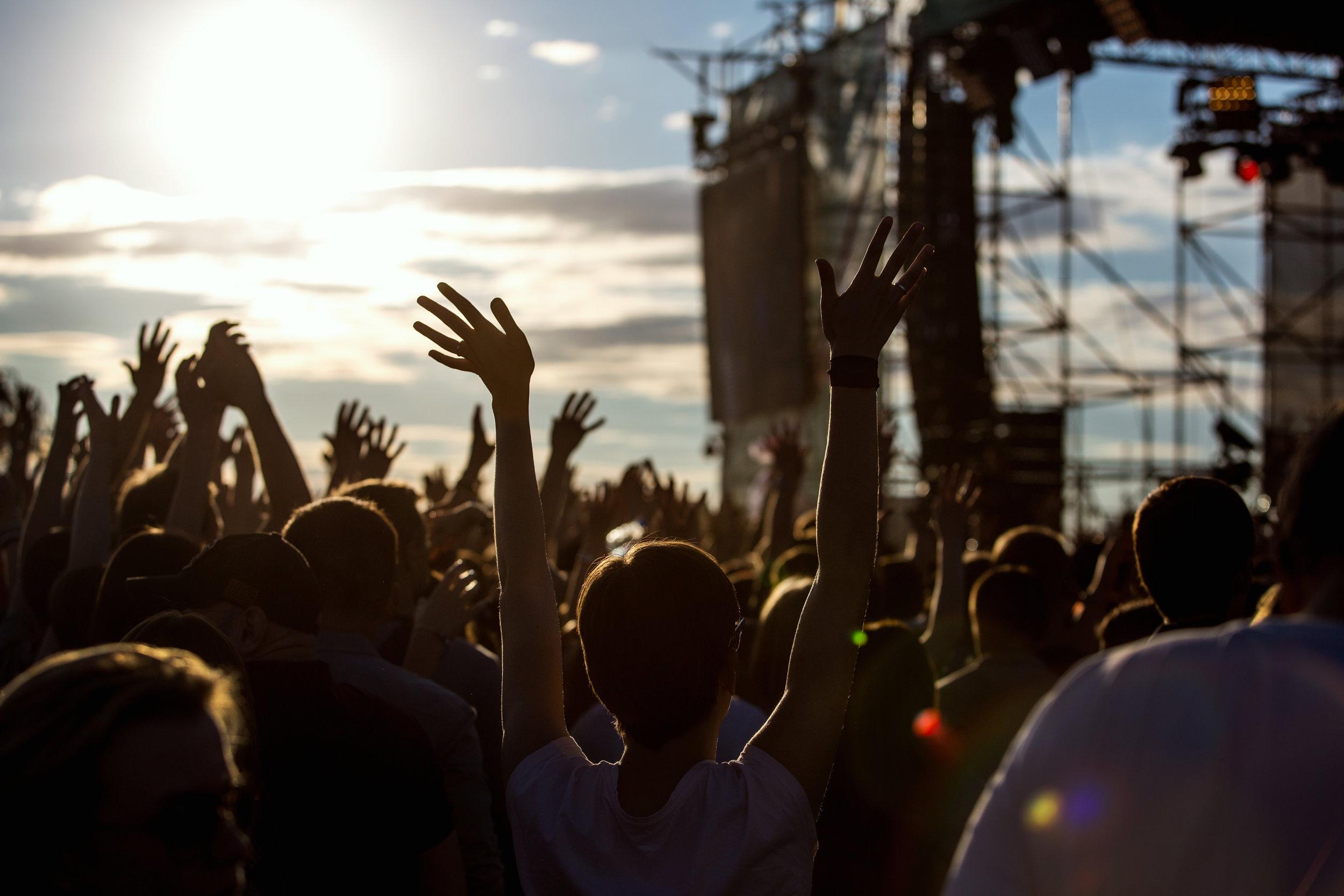 Festival Productions - Let us handle your next Festival experience