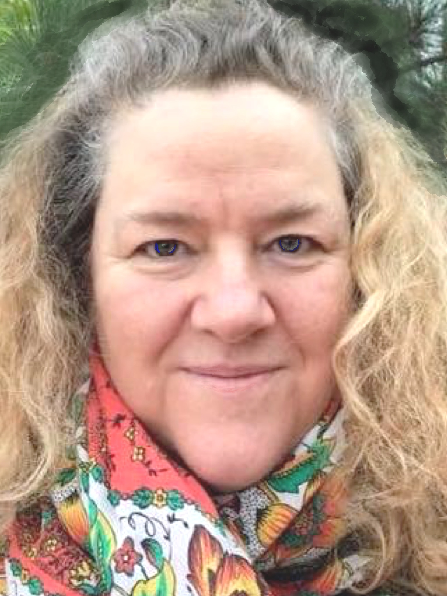 Meet Pomegranate - A Witch, Priestess, Psychic and Painter, she has taught witchcraft for for 35 years at magical intensives, workshops, conferences and Mystery Schools around north America. Find her on facebook at Pomegranate Doyle or Ask Pomegranate. Currently she is developing Psychic