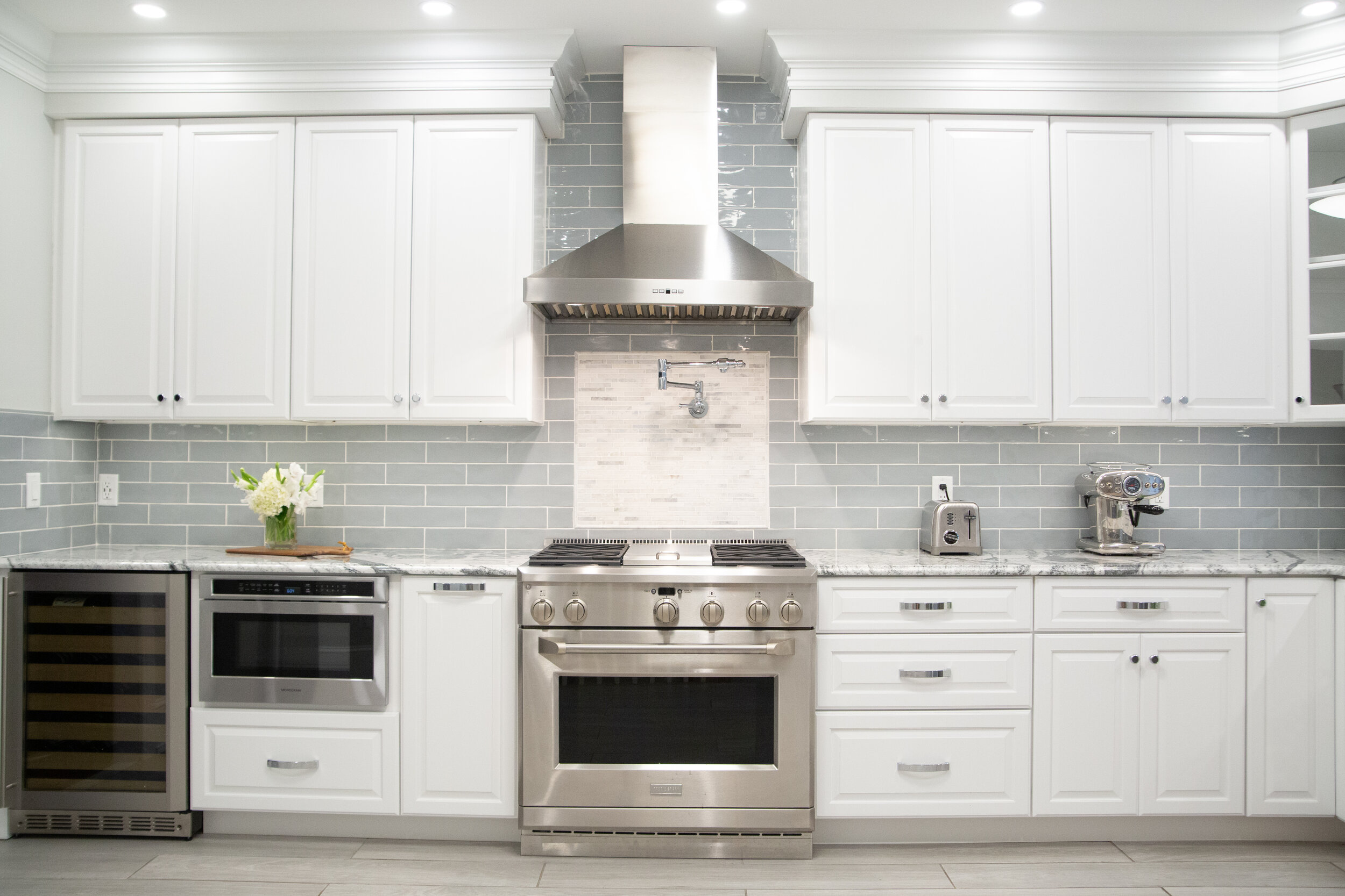 Project South Philadelphia Kitchen - A new classic kitchen for a friendly family.