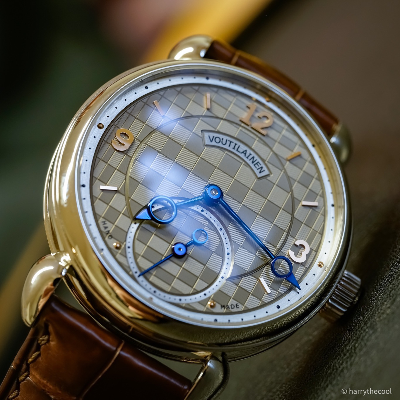 How can something handmade be so beautiful - masterpiece Vingt 8 by master Voutilainen
