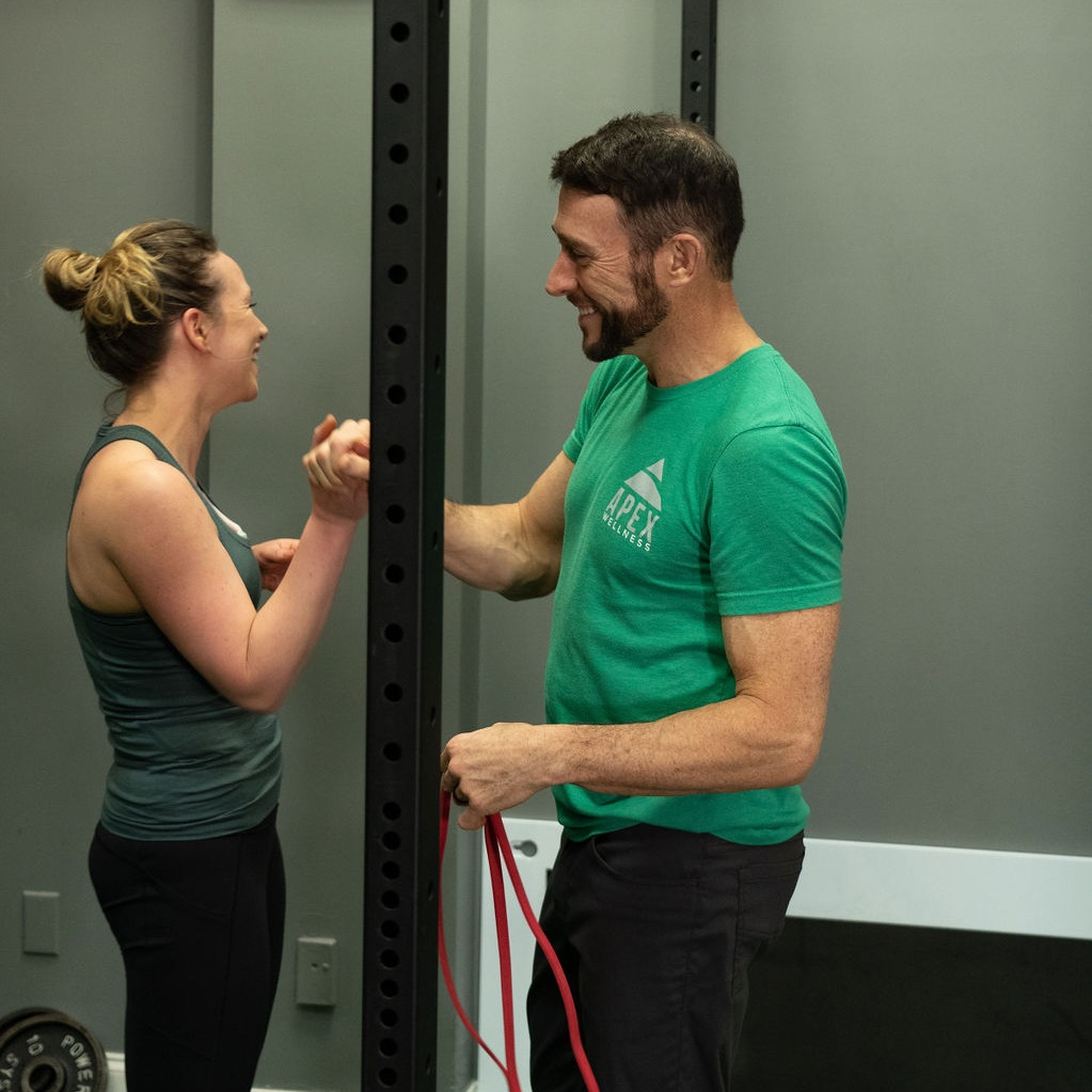 We grow together as a community and we would love to welcome you to our fitness family. -
