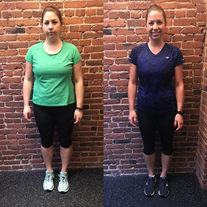 AUMie Anne Marie Reached her Weight Loss Goal