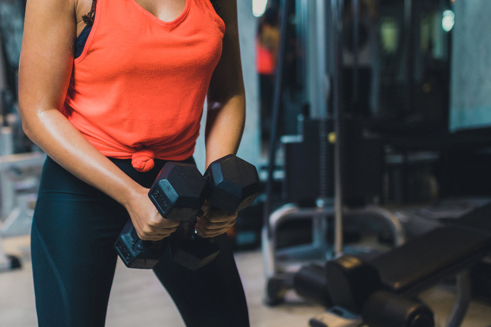 lose the fear of becoming too bulky from strength training and embrace the idea of boosting your metabolism, blasting fat, and building confidence by adding heavier weights into your fitness routine.