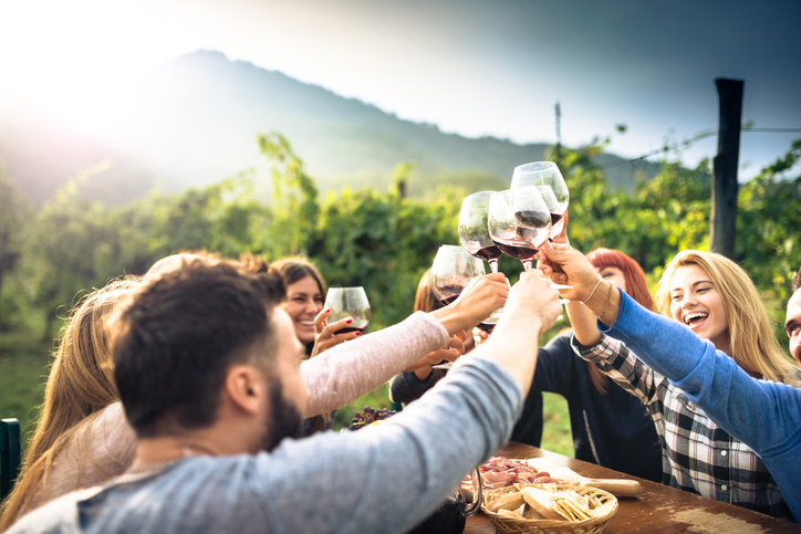 Whether it's birthday parties or social events for work, there will always be situations that create challenges around making healthy choices.