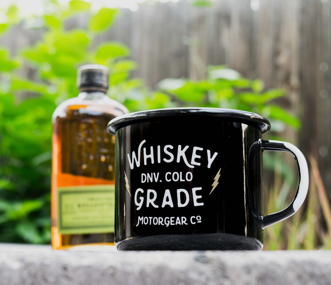 From a Product Shoot for  Whiskey Grade