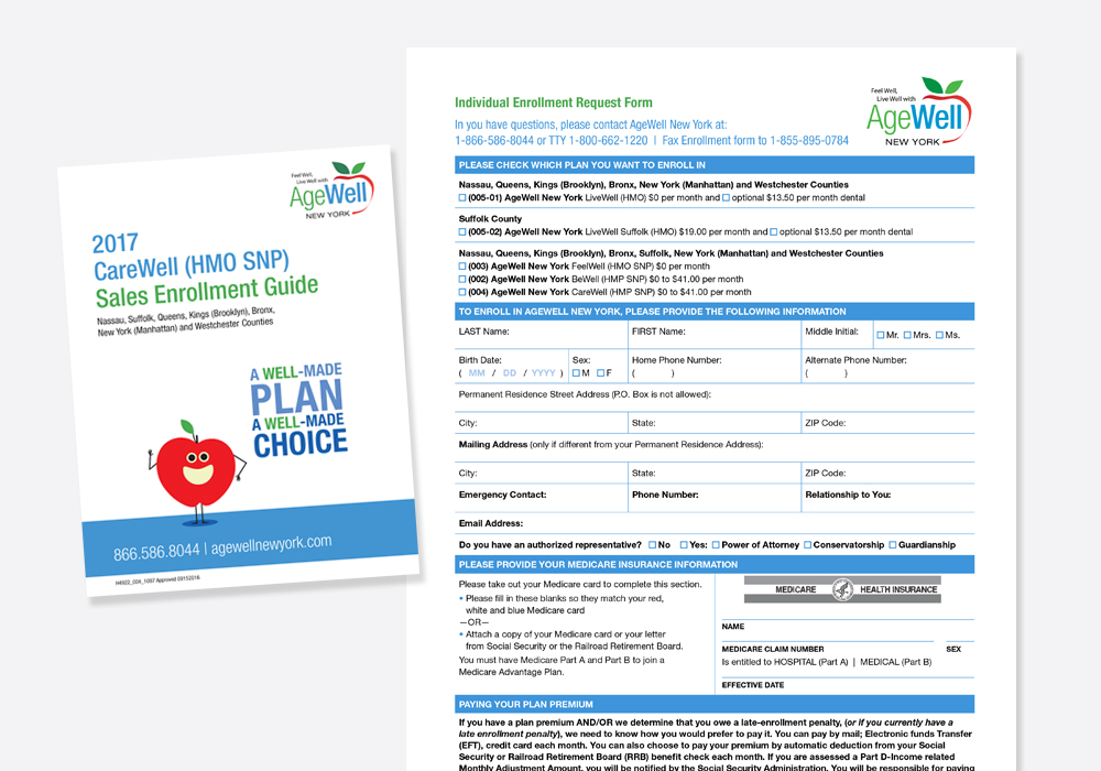 Enrollment Guide and Form