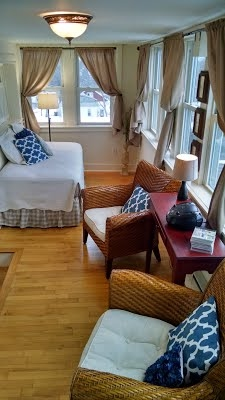 Sunporch in the Sunroom Suite