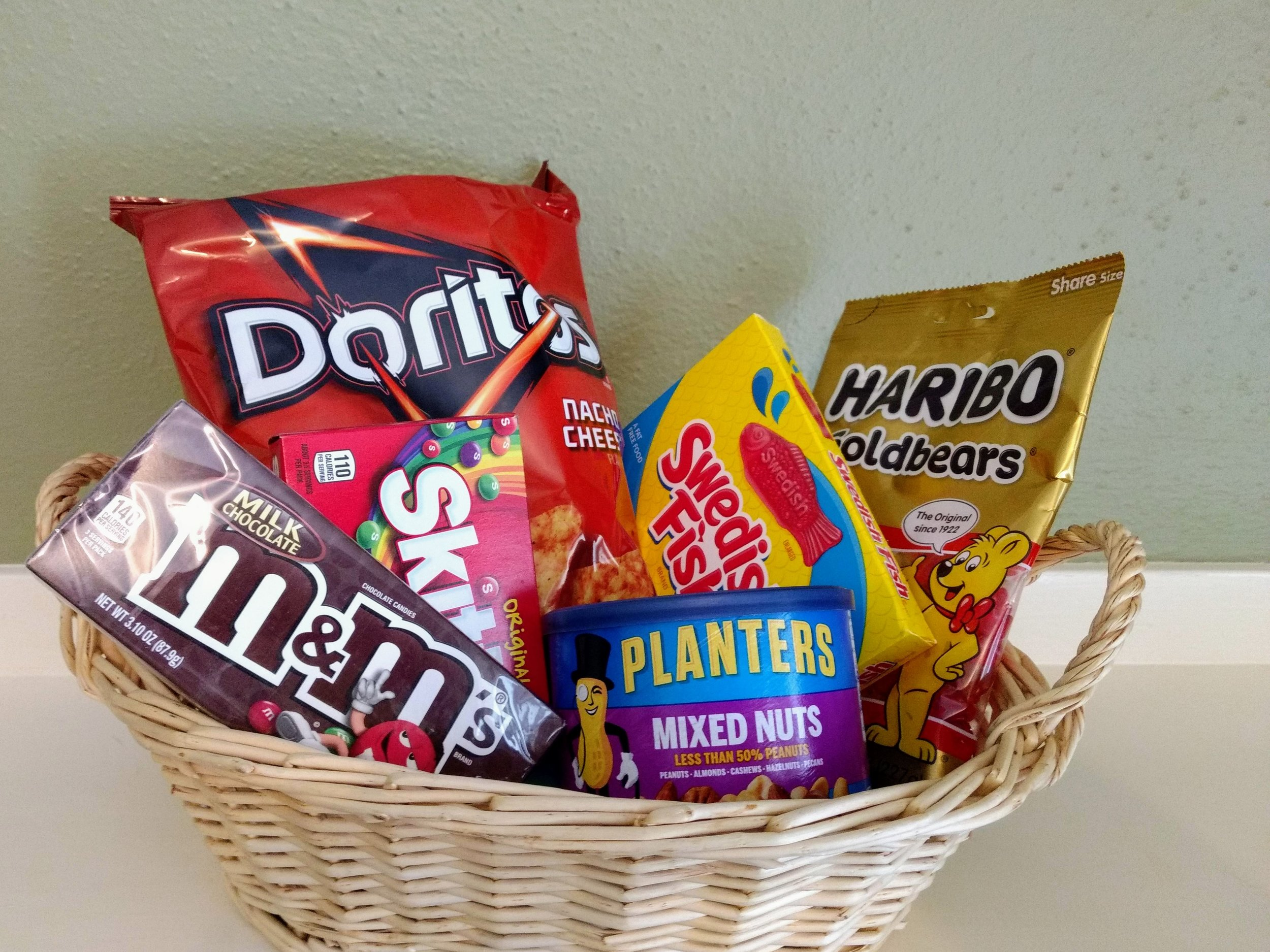 Small Goodie Basket -