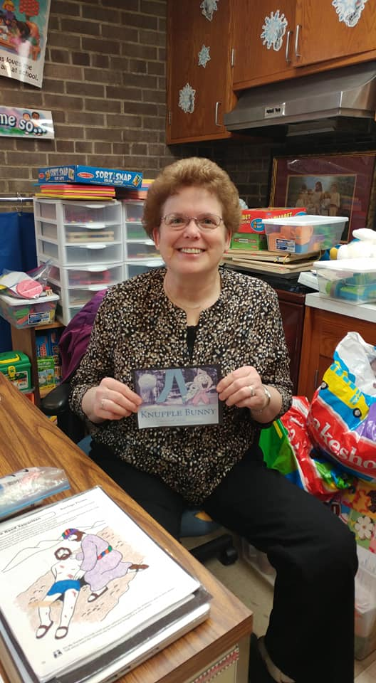 Preschool Teacher: Cindy Klatt