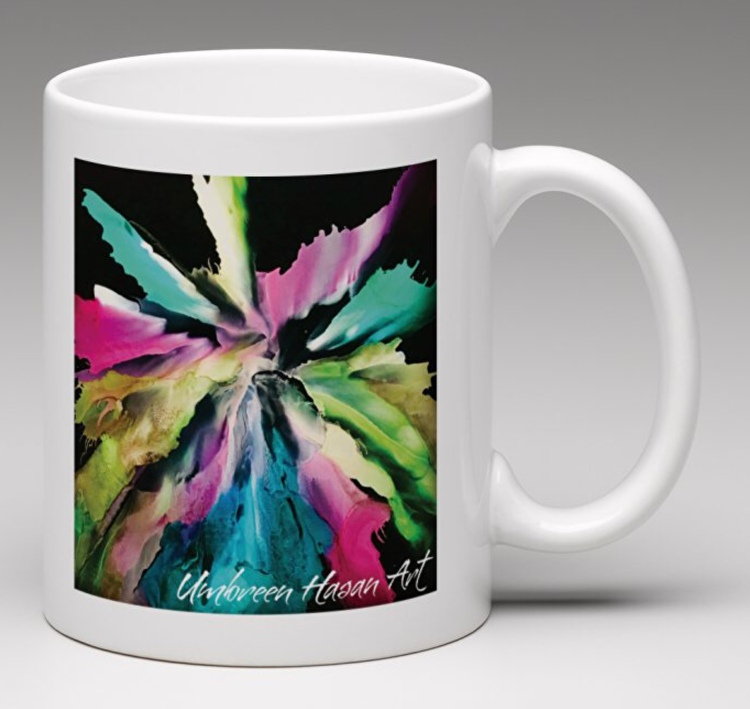 One of the best personalized gifts I have found is to get your artwork printed on accessories. -