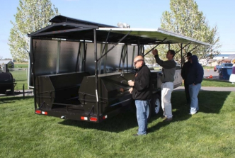 Ultimate Caterer Trailers