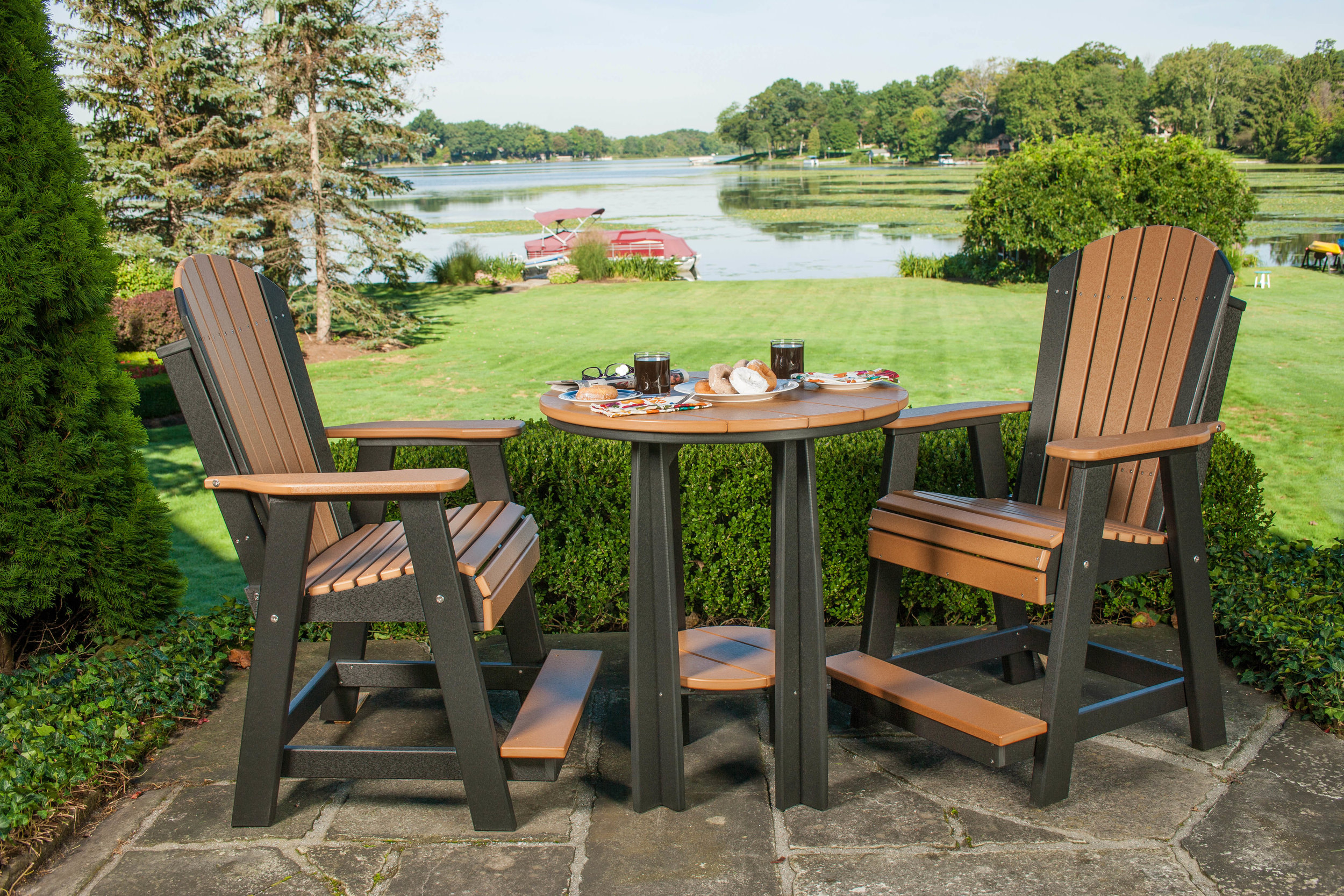 Poly Adirondack Balcony Table Set (Cedar _ Black).jpg