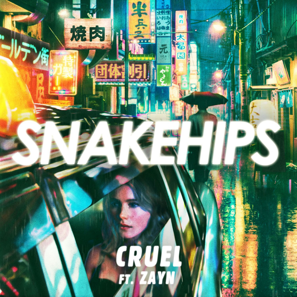 Snakehips ft. Zayn - Cruel