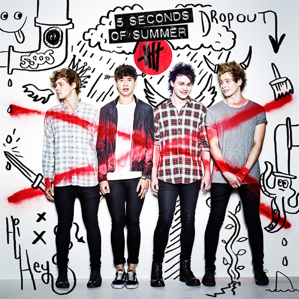5 Seconds Of Summer - Self Titled