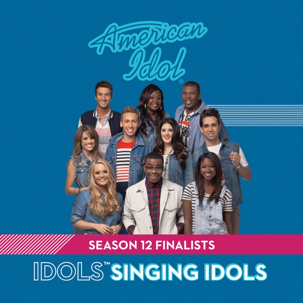 American Idol - Idols Singing Idols Season 12