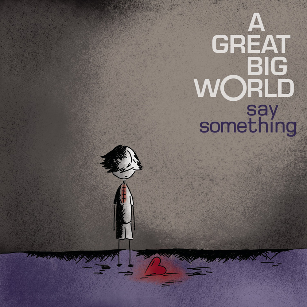 A Great Big World ft. Christina Aguilera - Say Something