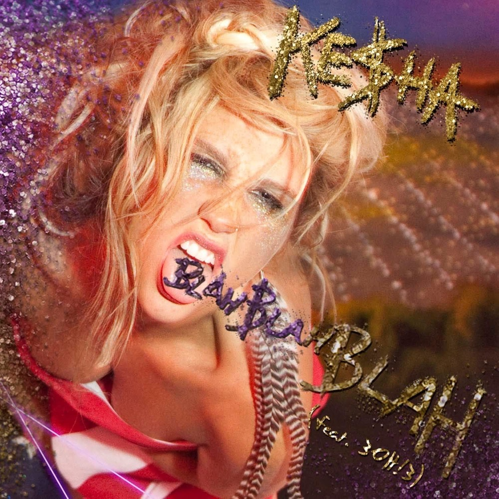 Ke$ha ft. 3OH!3 - Blah Blah Blah