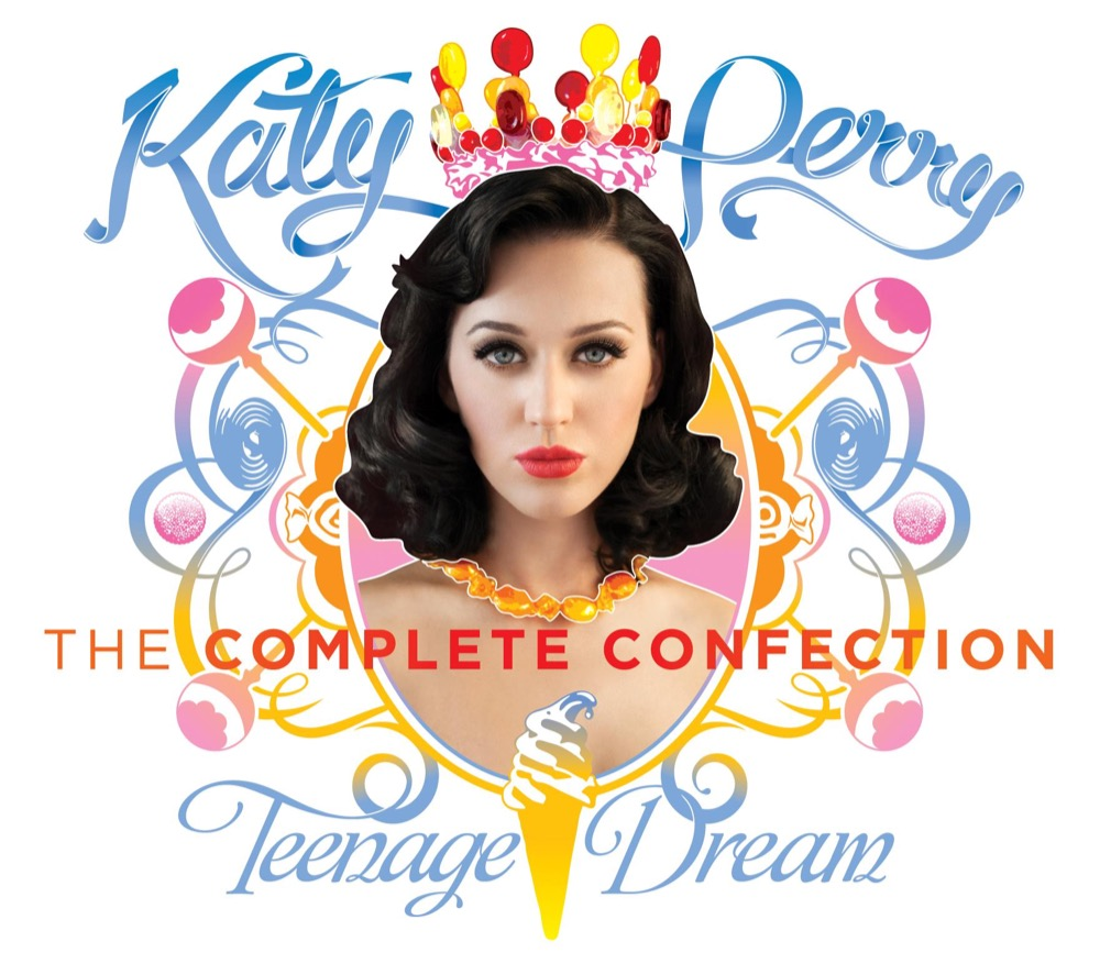 Katy Perry - Teenage Dream The Complete Confection
