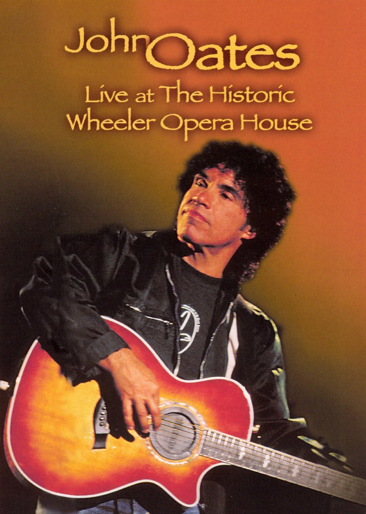 John Oates - Live at the Wheeler Opera House