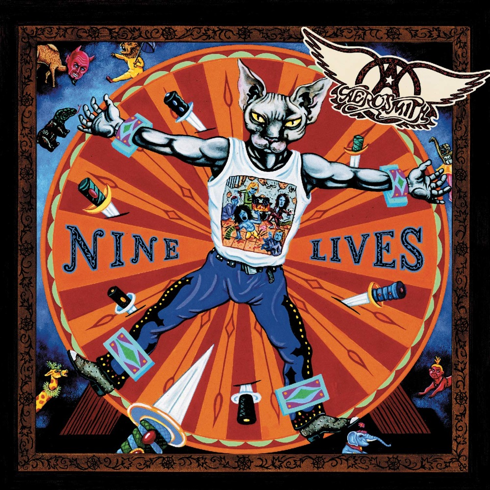 Aerosmith - Nive Lives