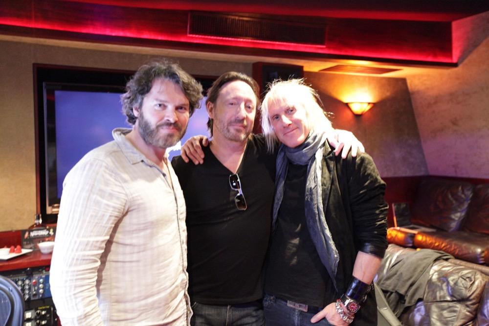 Brian Byrne, Julian Lennon, Jed Leiber
