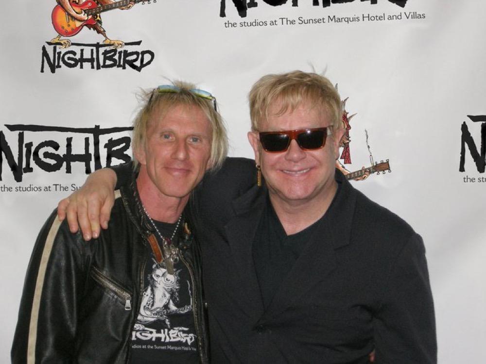Jed Leiber, Sir Elton John