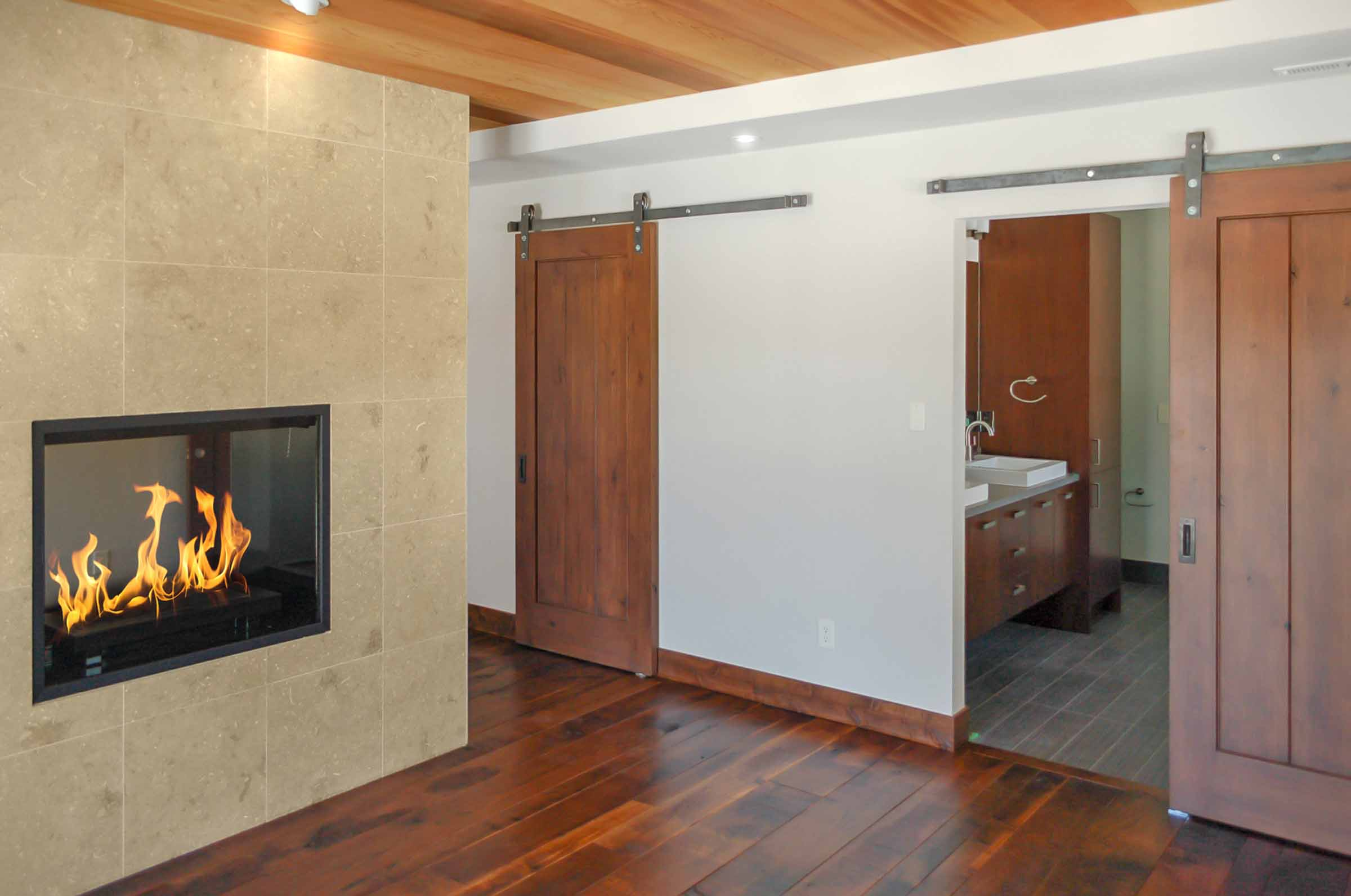 Barn Doors Custom Fireplace Denver Colorado.jpg