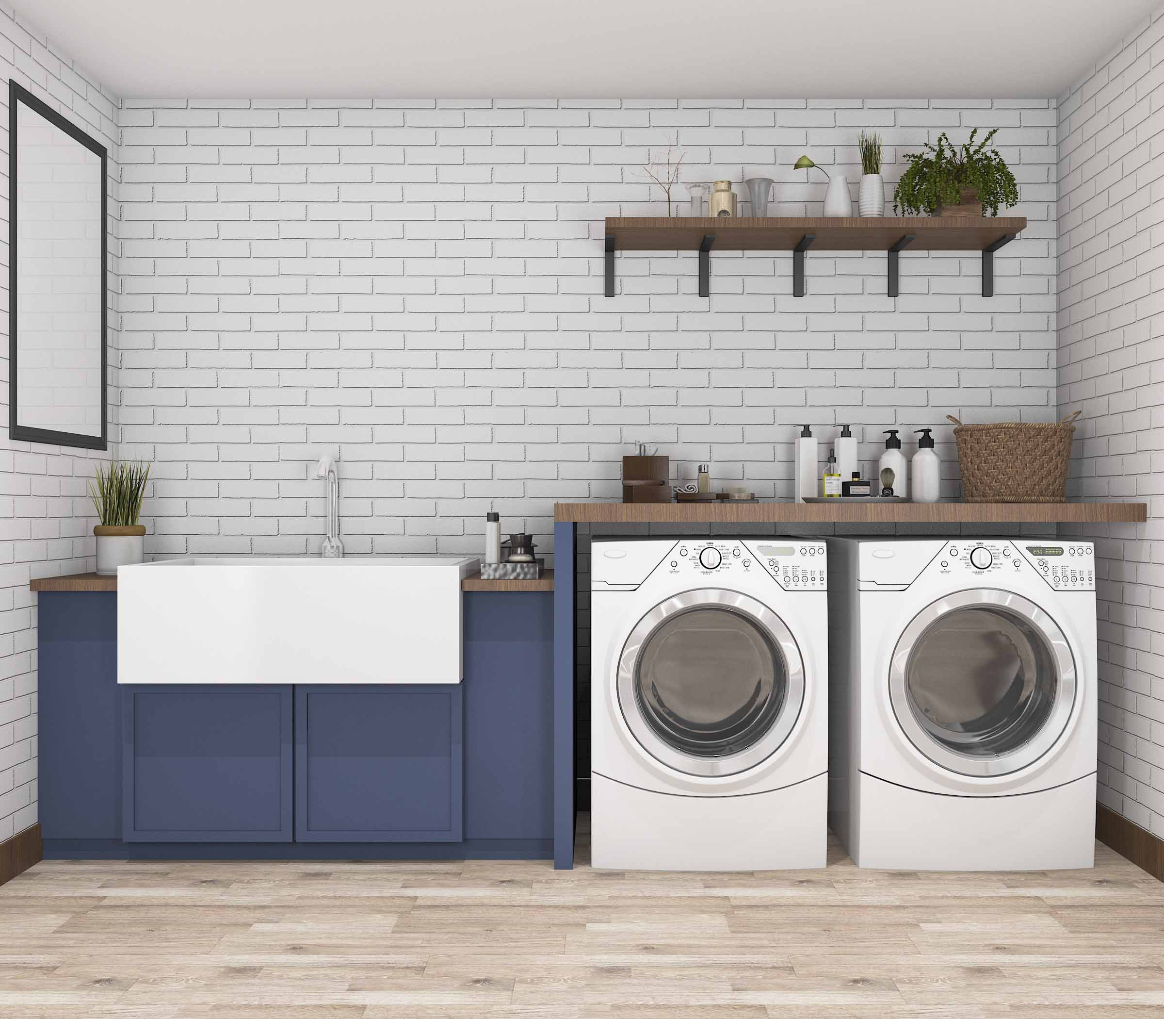 Denver Colorado Custom Laundry Room.jpg
