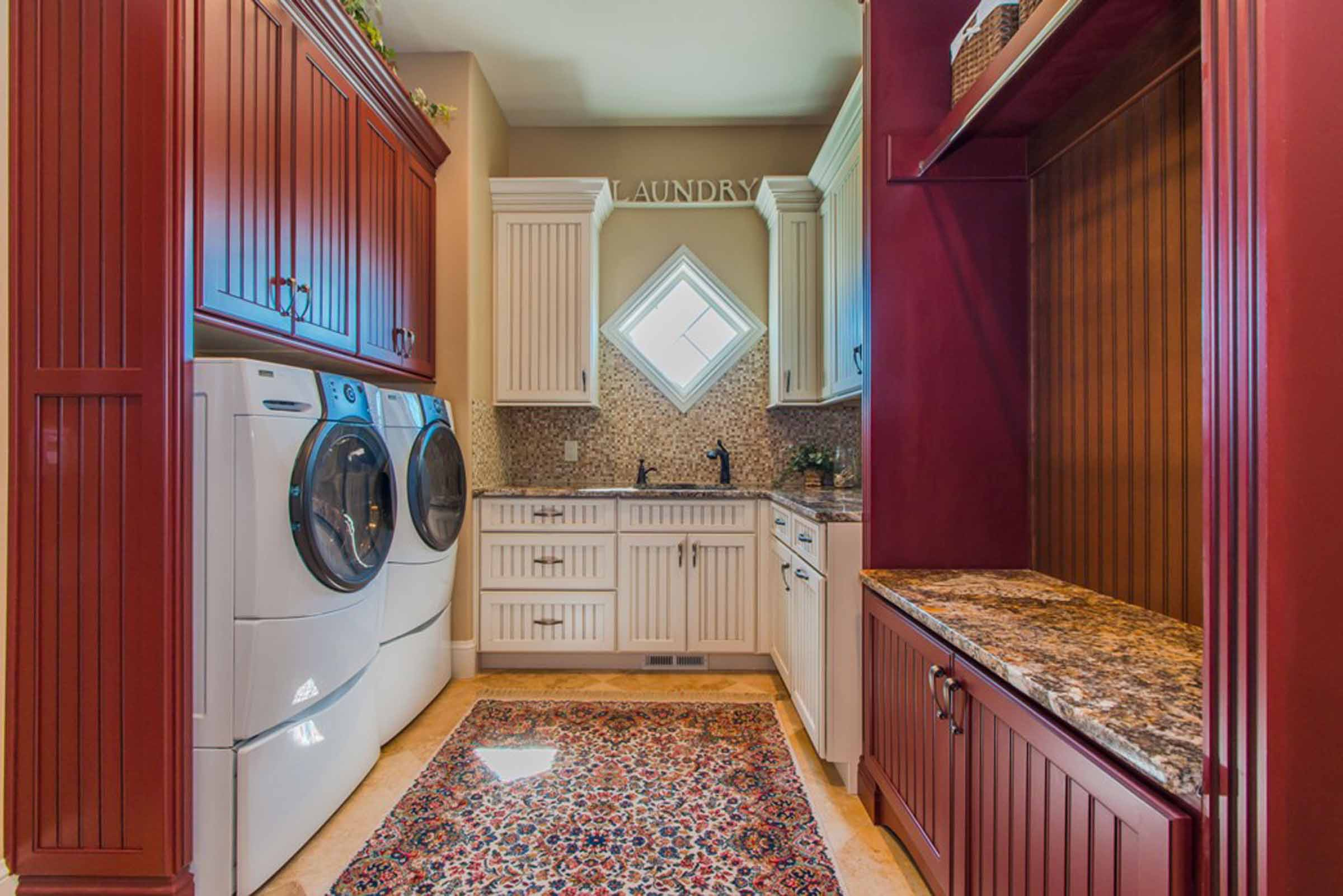 Denver Colorado Custom Luxury Laundry Room.jpg