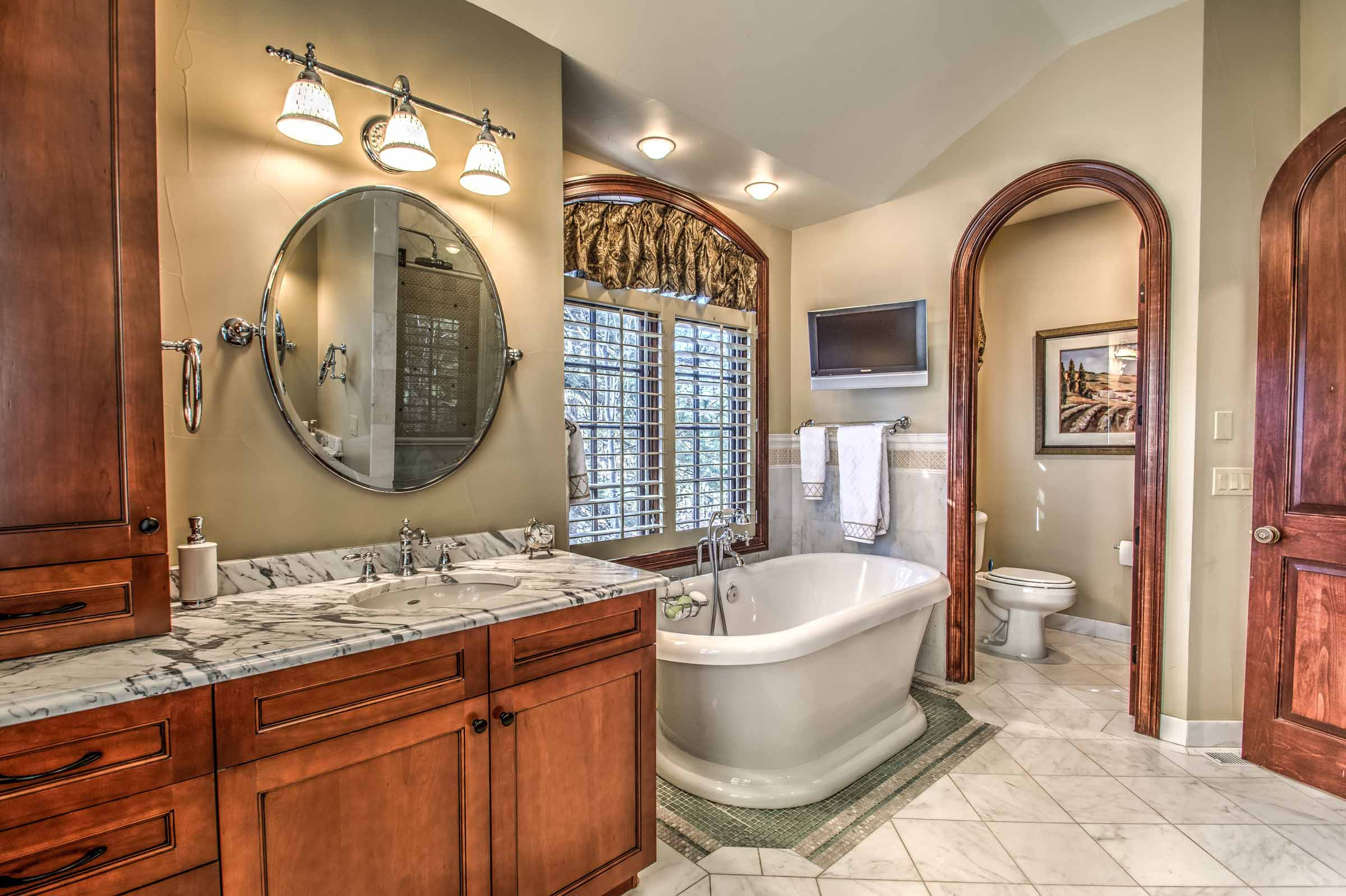 Master Bathroom Freestanding Tub Castle Rock Colorado.jpg