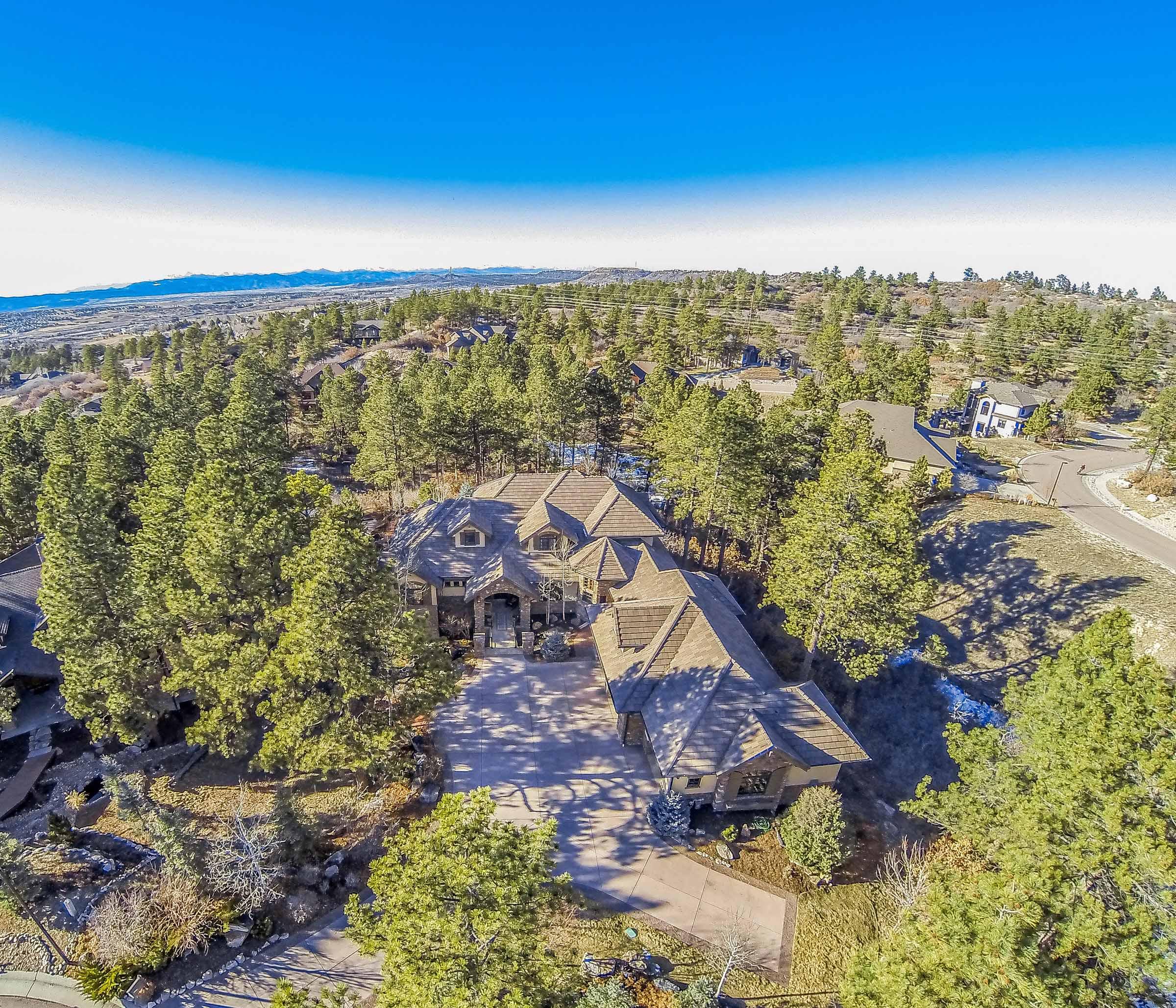 Custom Home Builder Douglas County Colorado